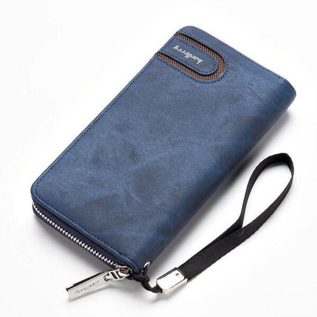 Dámská peněženka s poutkem na zápěstí 1