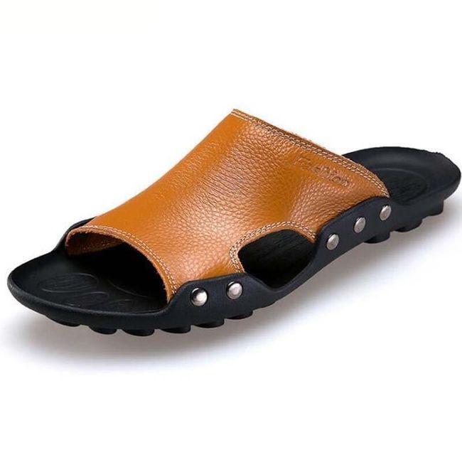 Muške papuče Garron 1