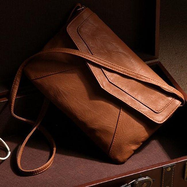Стильная сумка - 2 цвета 1