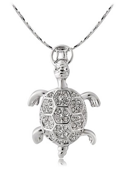 Náhrdelník s přívěskem želvičky 1