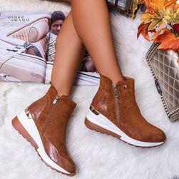Damskie buty do kostki Jeanette