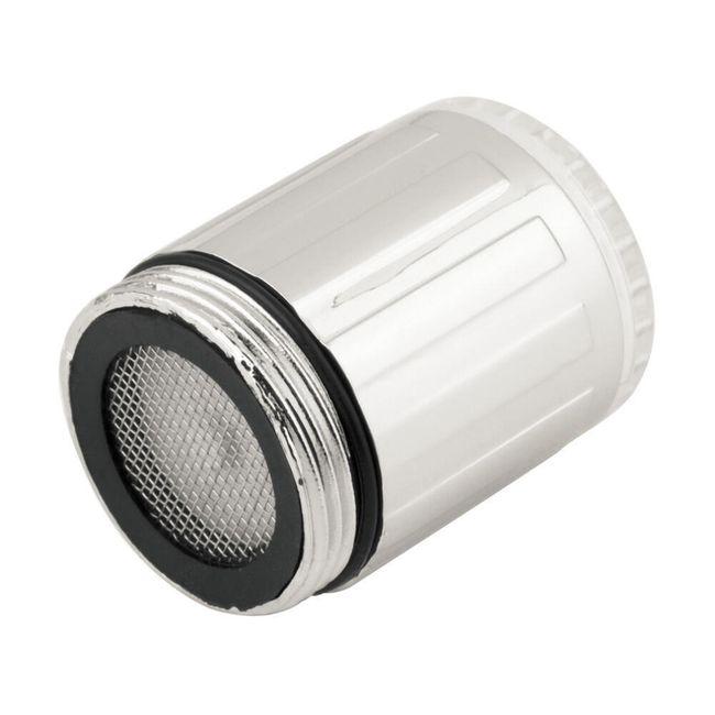 LED nastavek za pipo s barvno osvetlitvijo 1
