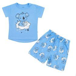 Detské letné pyžamko lososovej RW_Py-amo-dream-NBkoa046