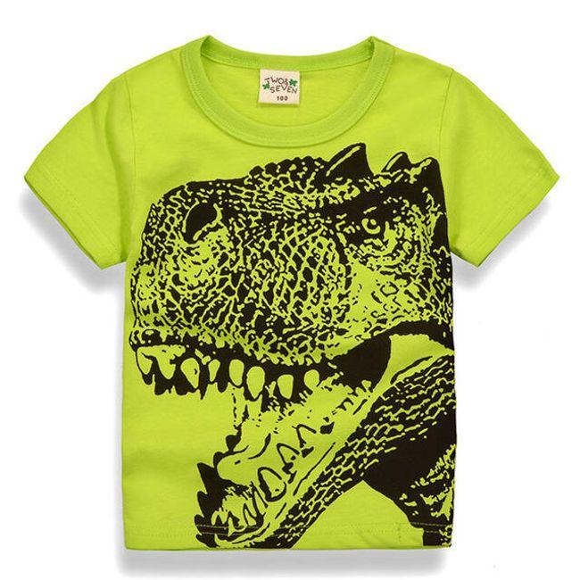 Dečija majica sa tiranosaurusom 1