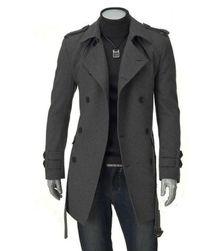 Brent férfi kabát - 2 változat