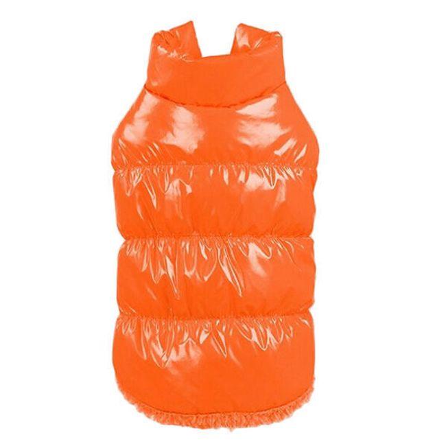 Vesta pro psy - Oranžová-velikost č. 1 1