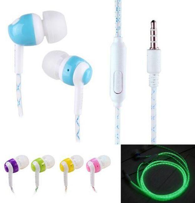 Svetleče slušalke - več barv 1