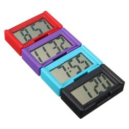 Digitalni samolepljivi LCD sat