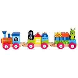 Tren cu căsuțe - cârtiță
