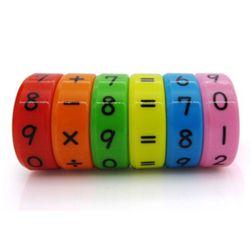 Plastikowe liczydło Math