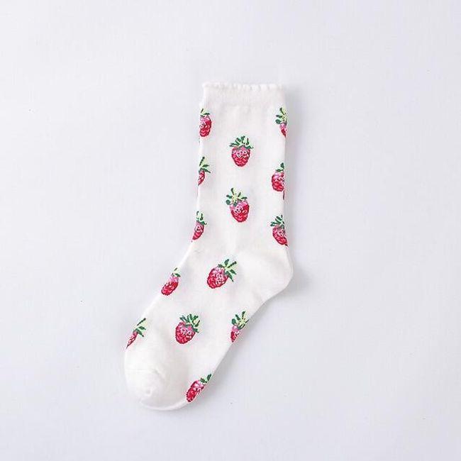Dámské ponožky Cutie 1