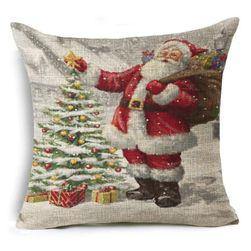 Navlaka za jastuk - božićni motivi