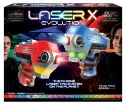 LASER X evolution double blaster set pro 2 hráče RZ_889084