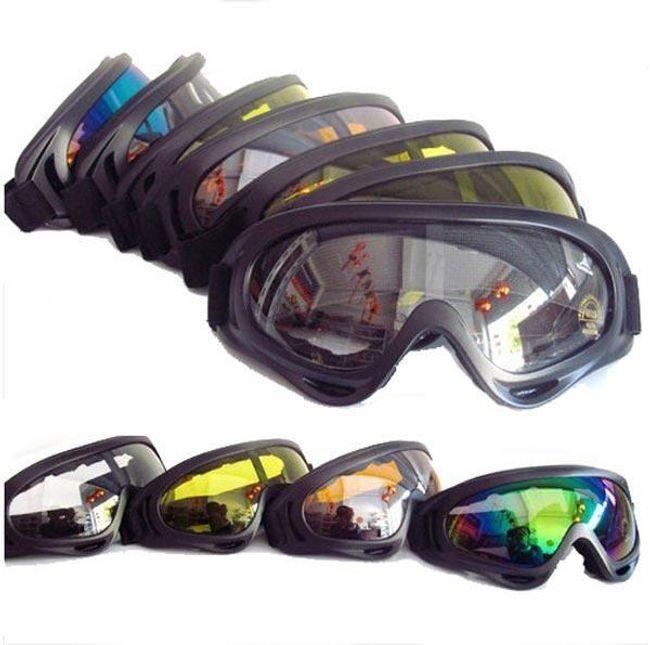 Többfunkciós szemüveg 4 színben 1