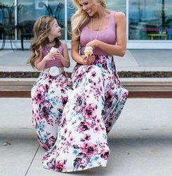 Rochie pentru mamă și fiică Jaiden