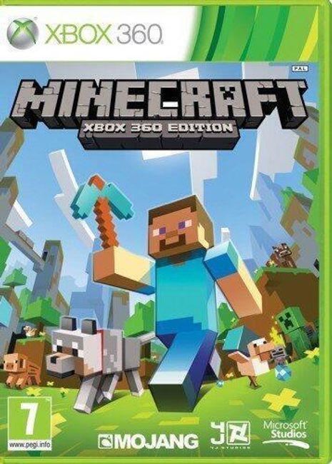 Gra (Xbox 360) Minecraft 1
