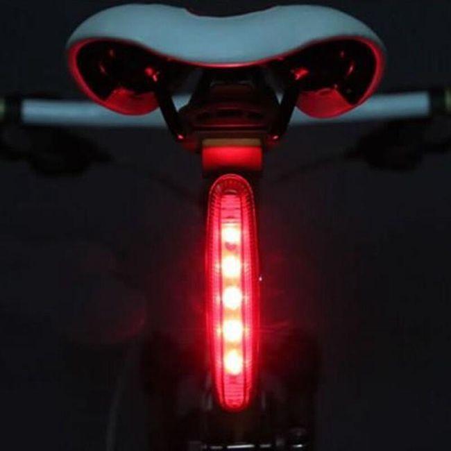 Zadní bezpečnostní světlo 1