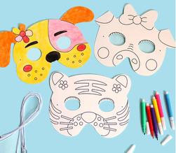 DIY maske za lice Libby