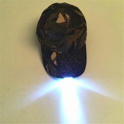 Kačket  sa LED lampom - 3 varijante
