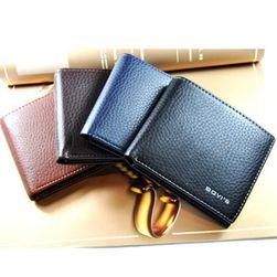 Férfi pénztárca elegáns stílusban - 4 szín