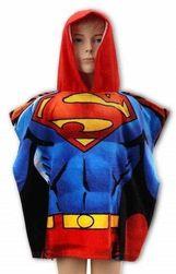 CHLAPECKÝ ŽUPÁNEK-PONČO SUPERMAN