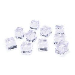 Umělé kostky ledu 10 kusů