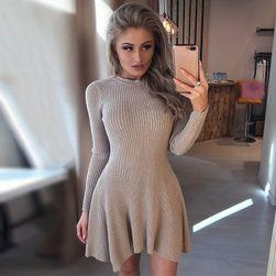 Женское вязаное платье Katrin