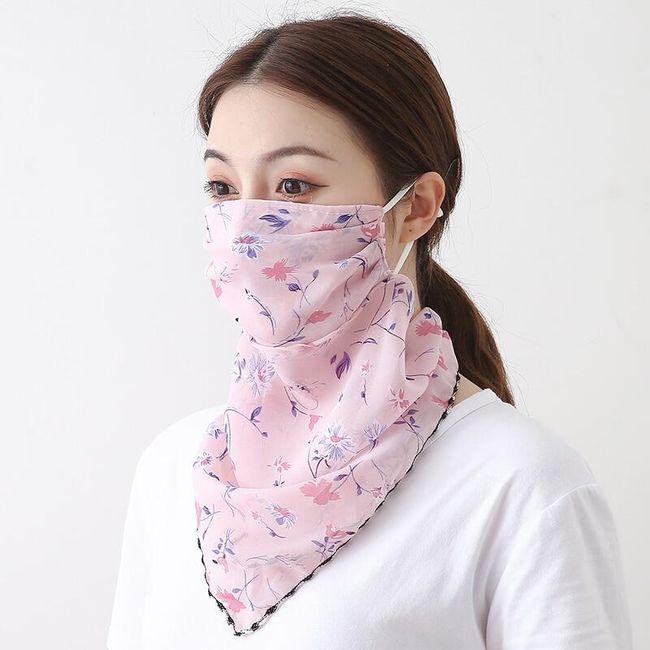 Multifunkční šátek CO41 1