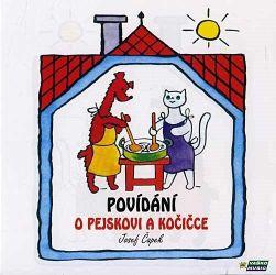 Povídání o pejskovi a kočičce, CD PD_250766