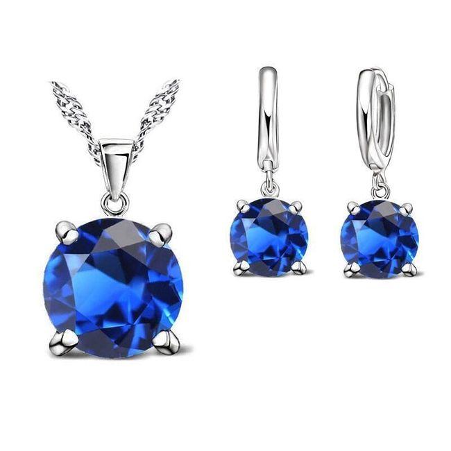 Komplet biżuterii TN1055 1