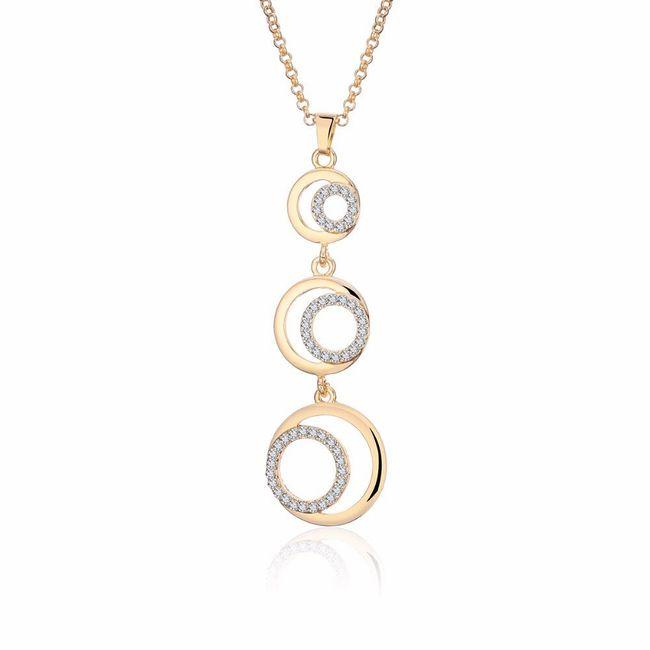 Dámský náhrdelník B0191 1