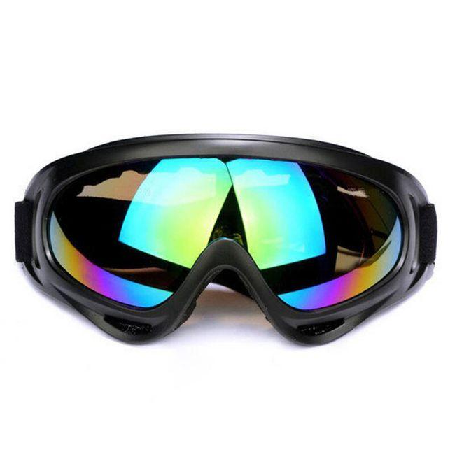 Unisex lyžařské brýle na hory - 5 barev 1