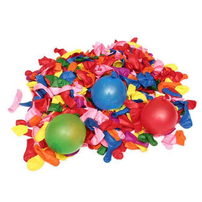 Vodní balonky - 500 kusů 1