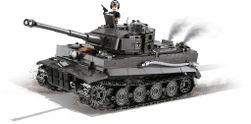 Stavebnice II WW Panzer VI Tiger Ausf. E, 800 k, 1 f RZ_025380