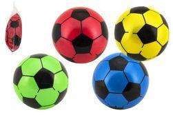 Piłka SuperTele guma nienapompowana 23cm 4 kolory w siatce  RM_00850344
