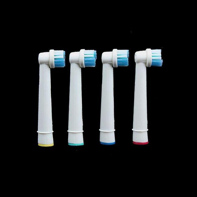 Rezervne glave za električne zobne ščetke 1