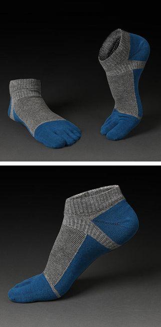 Nagyon lélegző férfiak nyári zokni