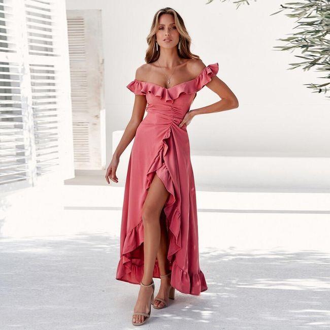 Dámské šaty TF6846 1