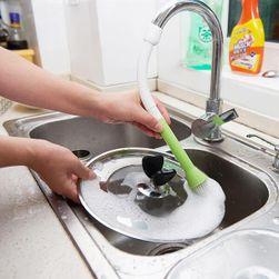 Щетка-насадка на водопроводный кран