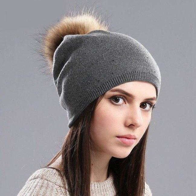 Damska czapka DK4578 1