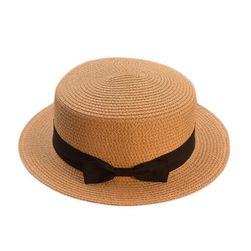 Slaměný klobouk LK45