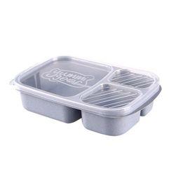 Praktyczne pudełko na lunch lub przekąskę - 4 kolory