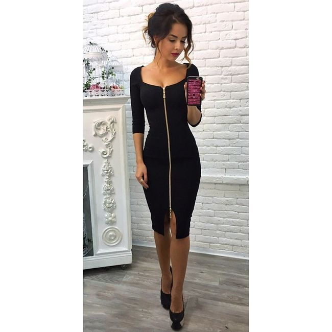 Damska sukienka DS43 1