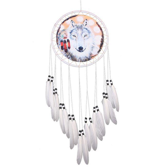 Lapač snů s vlkem 1