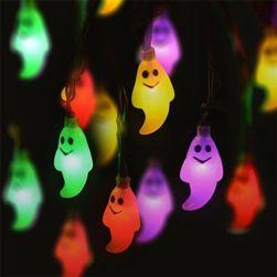 LED řetěz s duchy