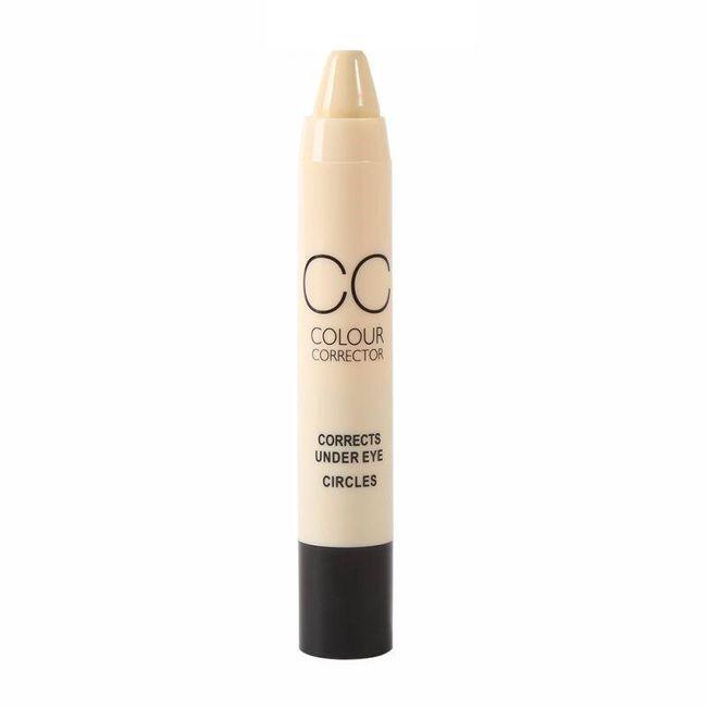 CC korektor proti nepopolnostim kože 1