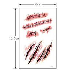 Začasne tetovaže FZ45