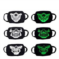 Świecąca maska na twarz - 16 motywów