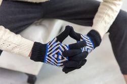 Pánské zimní rukavice Tom