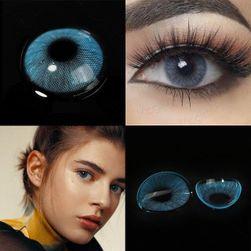 Kolorowe soczewki kontaktowe HU78